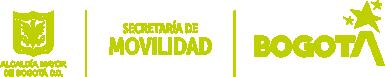 Logo Secretaria Distrital de Movilidad