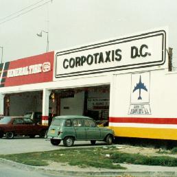 Corpotaxis D.C. empresa dedicada a la comercialización y distribución de vehículos tipo taxi