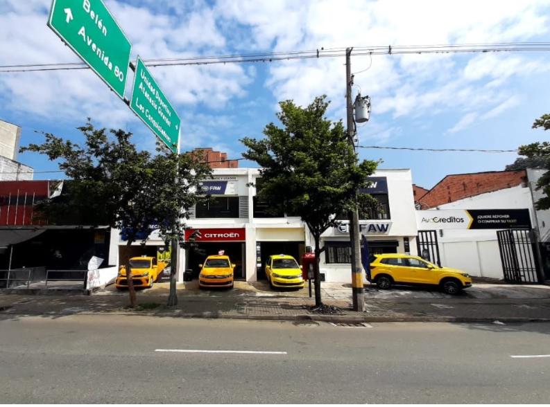 Sede Medellín Taxis Libres